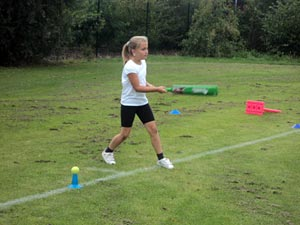 Sept 11: Year 5 and 6 Girls' Cricket