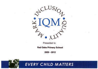 Inclusion Quality Mark - July 09